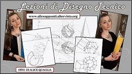 SEGUICI  su FACEBOOK o clicca MI PIACE nella pagina di DISEGNO TECNICO!