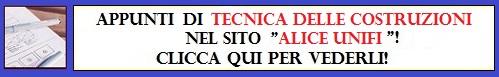 Clicca qui per leggere e scaricare gli appunti di TECNICA DELLE COSTRUZIONI su ALICE UNIFI!